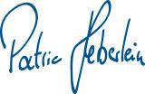 Unterschrift Patric Heberlein